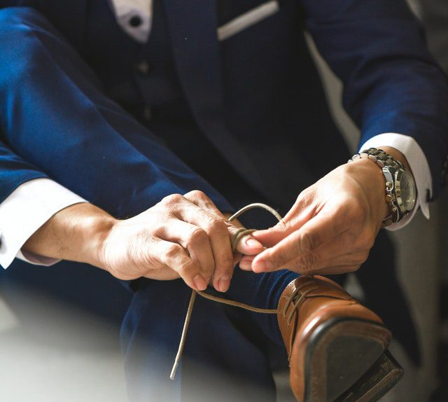 Hochzeitsschuhe für Herren